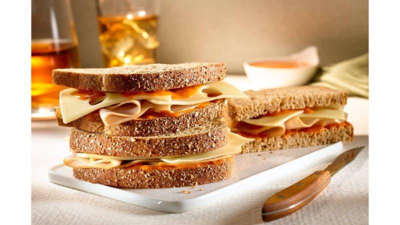 Smokey Turkey Sandwiches