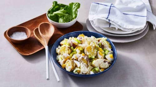 The Original Potato Salad Recipe