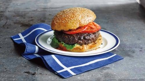 Las más jugosas hamburguesas