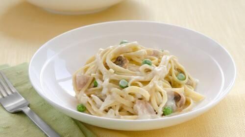 Skillet ChickenTetrazzini