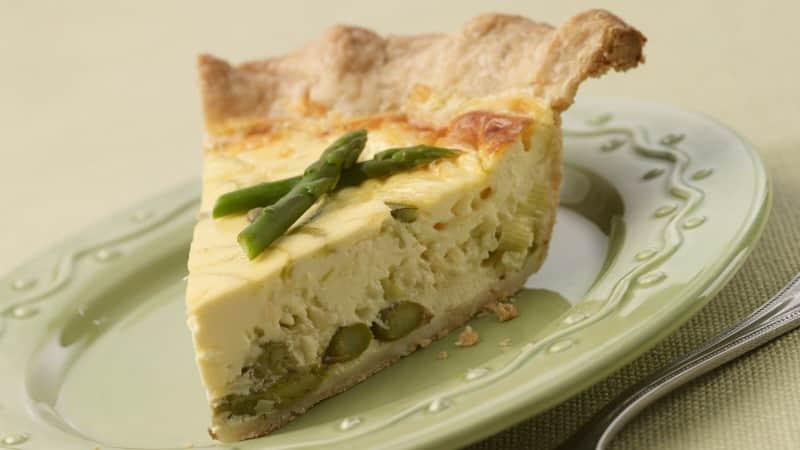 Creamy Asparagus Tart
