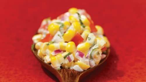 Light Summer-Fresh Corn Salad