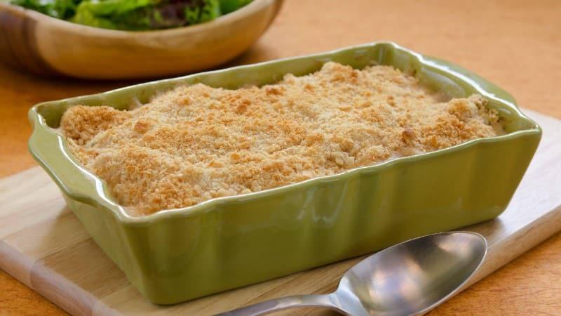 Creamy Baked Turkey