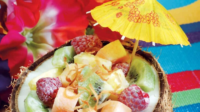 Coconut Grove Fruit Salad