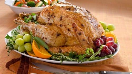 Super Moist Thanksgiving Roasted Turkey Recipe