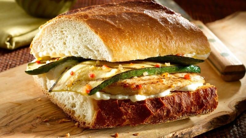 Italian Chicken Sandwiches