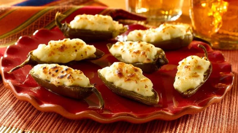 Creamy Jalapeno Poppers