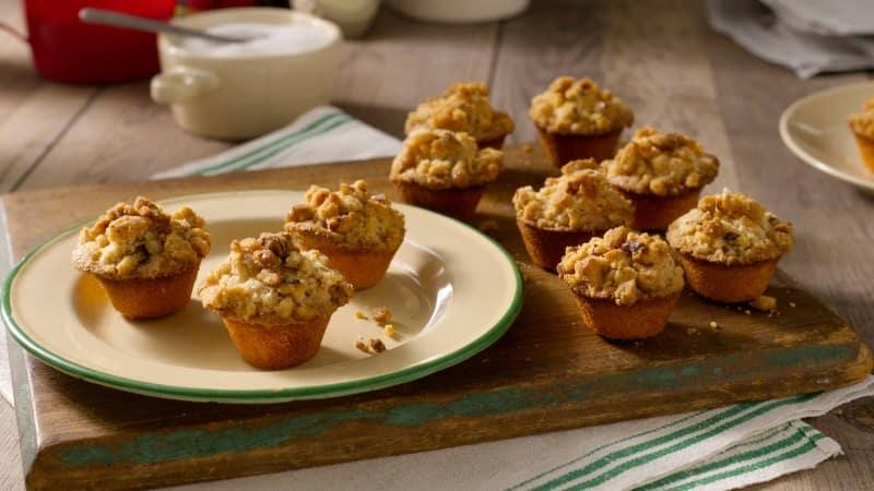 Lug Nut Coffeecakes