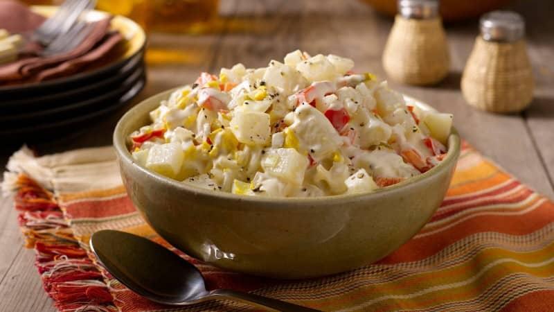 Aunt Cathy's Potato Salad