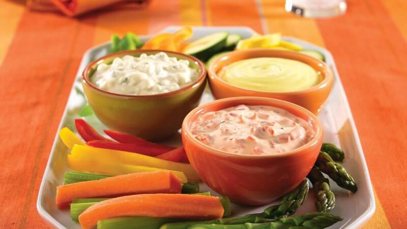 Las salsas más fáciles de hacer