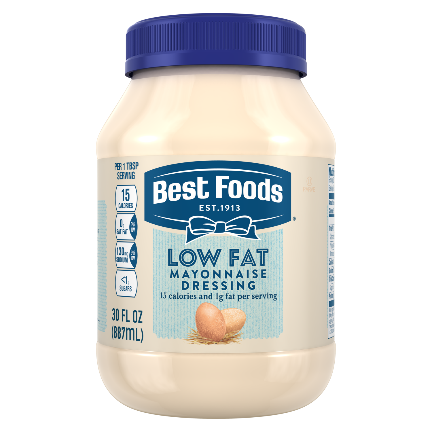 Low Fat Mayonnaise Dressing | Best Foods